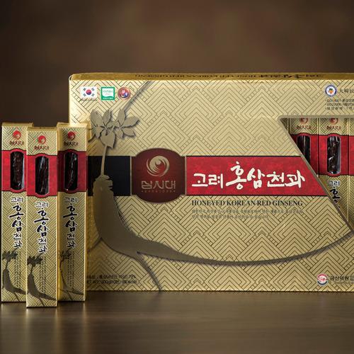 [홍삼名家] 삼시대 홍삼천과(지함) 300g이식사